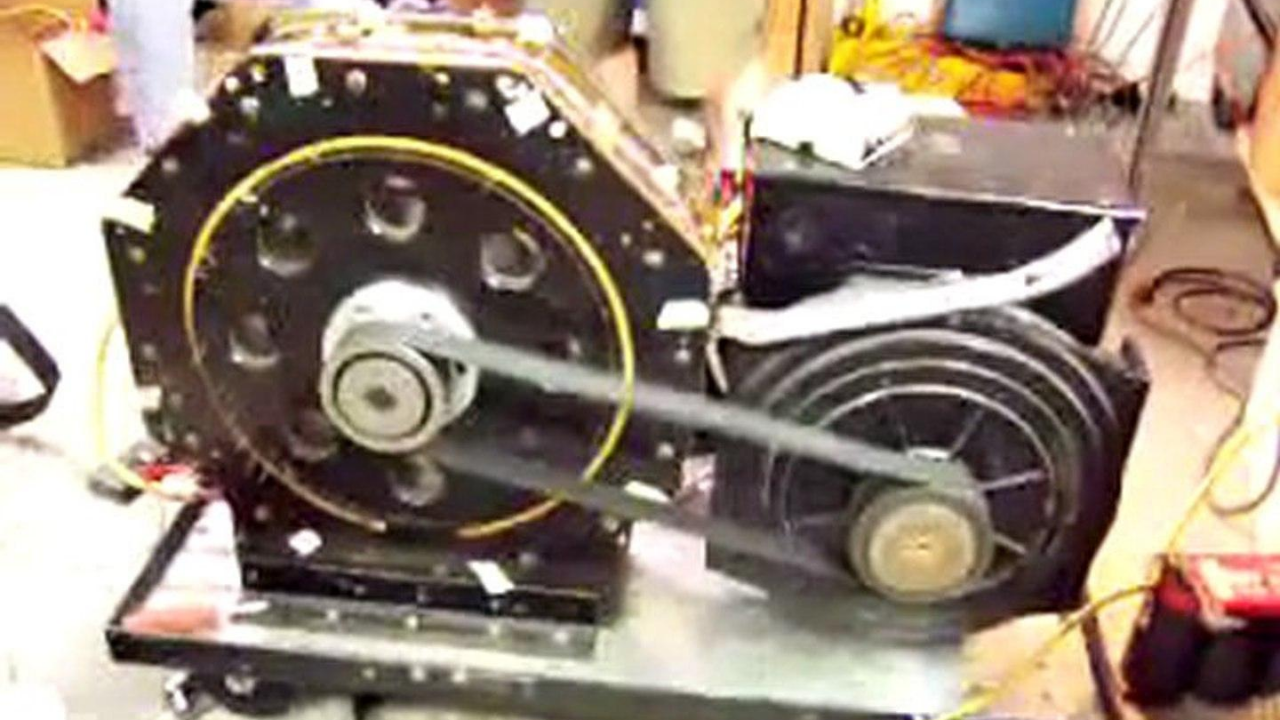 Howard Johnson Magnetic Motor