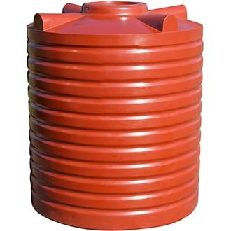 Clark Water Tanks in Australia - 2614 Litre Tank Capacity - Model CT575