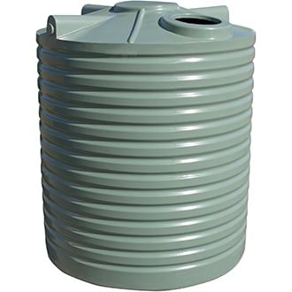 Clark Water Tanks in Australia - 5000 Litre Tank Capacity - Model CT1100
