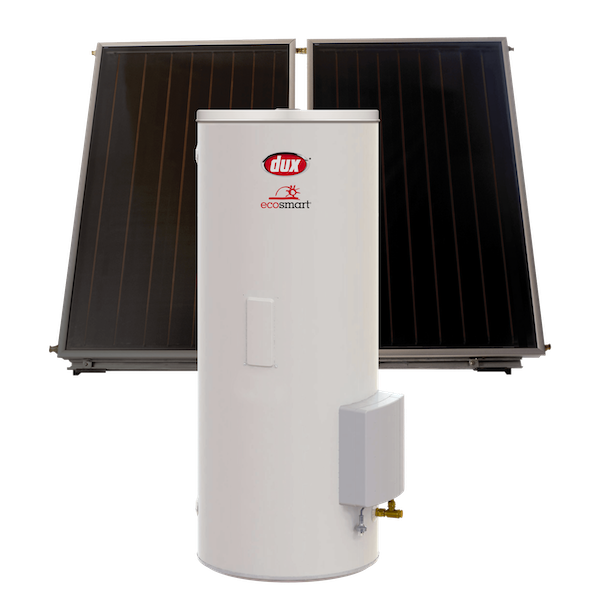Dux Ecosmart Solar Hot Water Heater