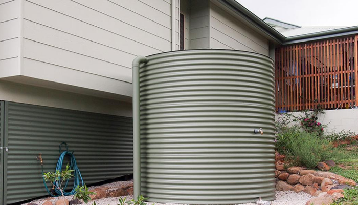 Aquaplate Galvanized Water Tanks in Australia