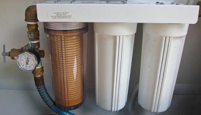 Rainwater Tank Filters in Australia