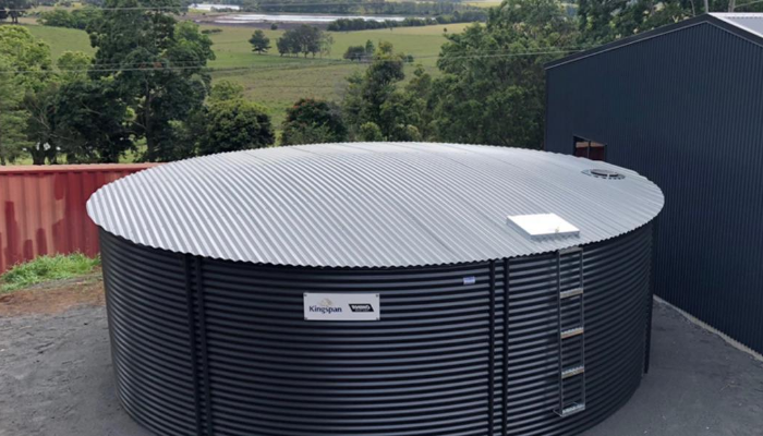 Stainless Steel Water Tanks in Australia