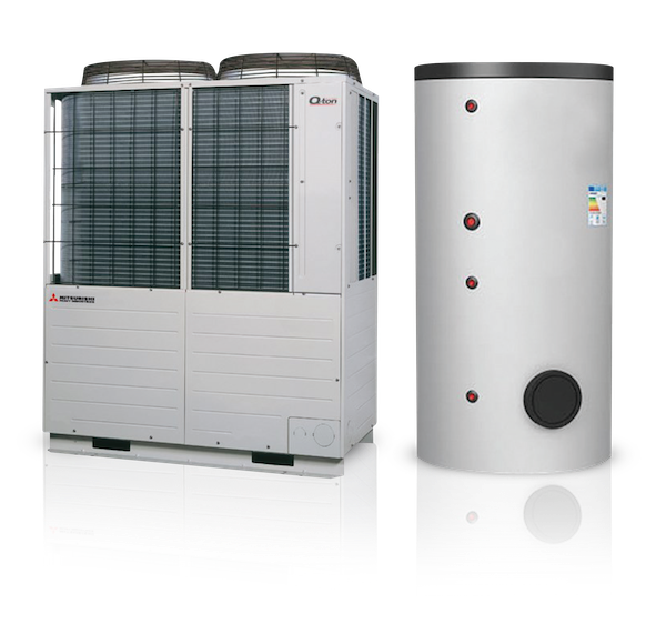 Reclaim Commercial Heat Pump Systems