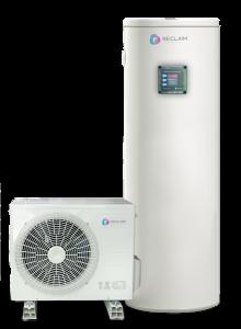 Reclaim Residential Heat Pump