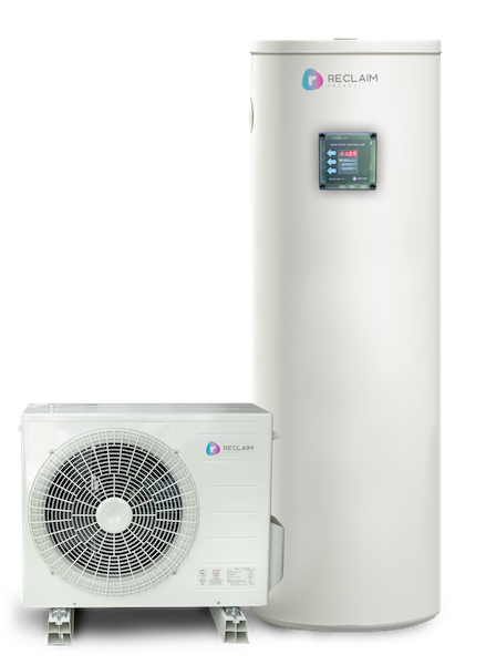 Reclaim Residential Heat Pump