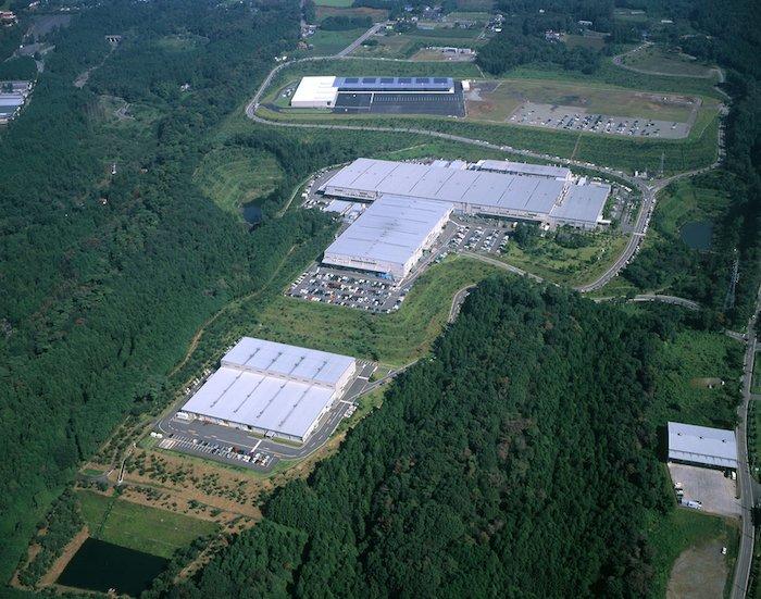 Sanden Manufacturing - Sanden Forest, Akagi Japan